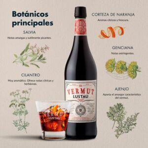 Lustau Vermouth Rojo