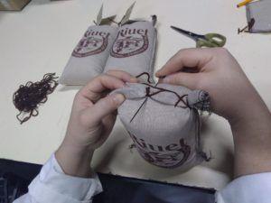 Arroz cultivo artesano Riuet