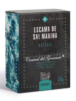 Escamas de sal marina gourmet Bras del Port