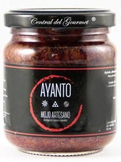 Mojo Rojo Canario artesano AYANTO, tarro 212 ml