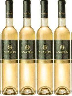 Anayón Moscatel Barrica vino dulce de autor Caja