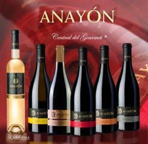 Anayón vino de autor de Grandes Vinos y Viñedos