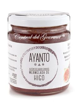 Mermelada de Higo Gourmet de Canarias AYANTO