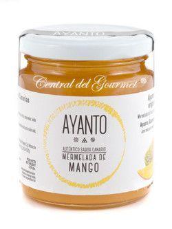 Mermelada de Mango Gourmet de Canarias AYANTO