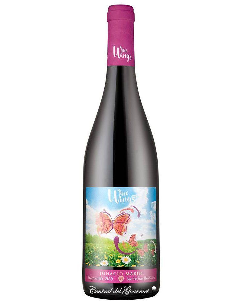 Vino Gourmet tinto Wine Wings Mariposa