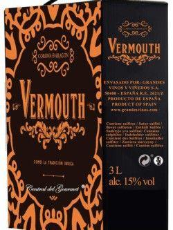 Vermouth Gourmet tinto Corona de Aragón Box