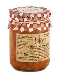 Callos a la Madrileña artesanos Juker