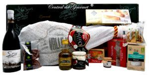 Caja Jamonera Paleta Gourmet Trevelez CJG2