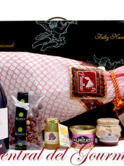 Caja Jamonera Paleta de Teruel Gourmet CJG6