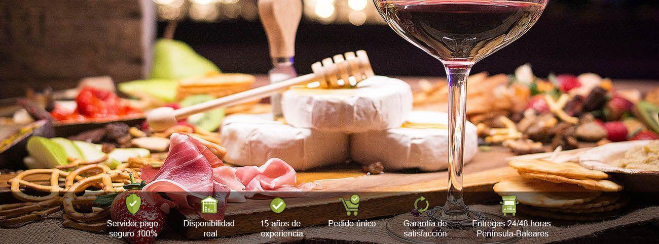 CentraldelGourmet Tienda gourmet online alimentacion