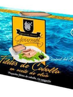 Conservas Areoso Caballa Gourmet