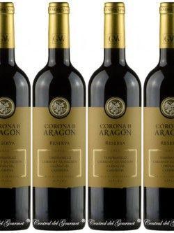 Reserva 2012 Corona de Aragón caja