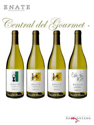 ENATE Chardonnay & Gewurztraminer Pack