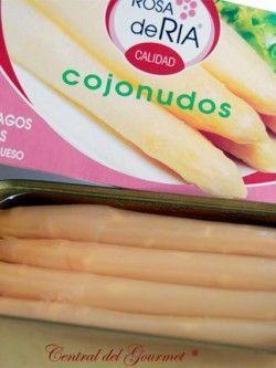 Espárrago Gourmet Blanco Extra 6-8