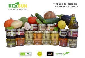 Mermeladas, Salsas y Cremas caseras Gourmet ecologicas