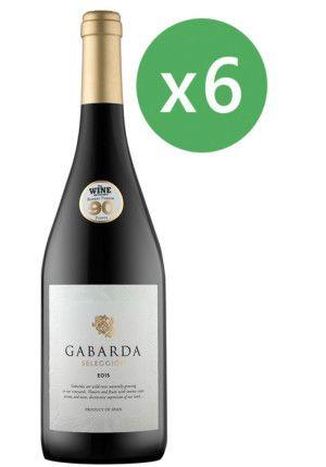 Vino Gourmet Gabarda Selección 2015 Caja