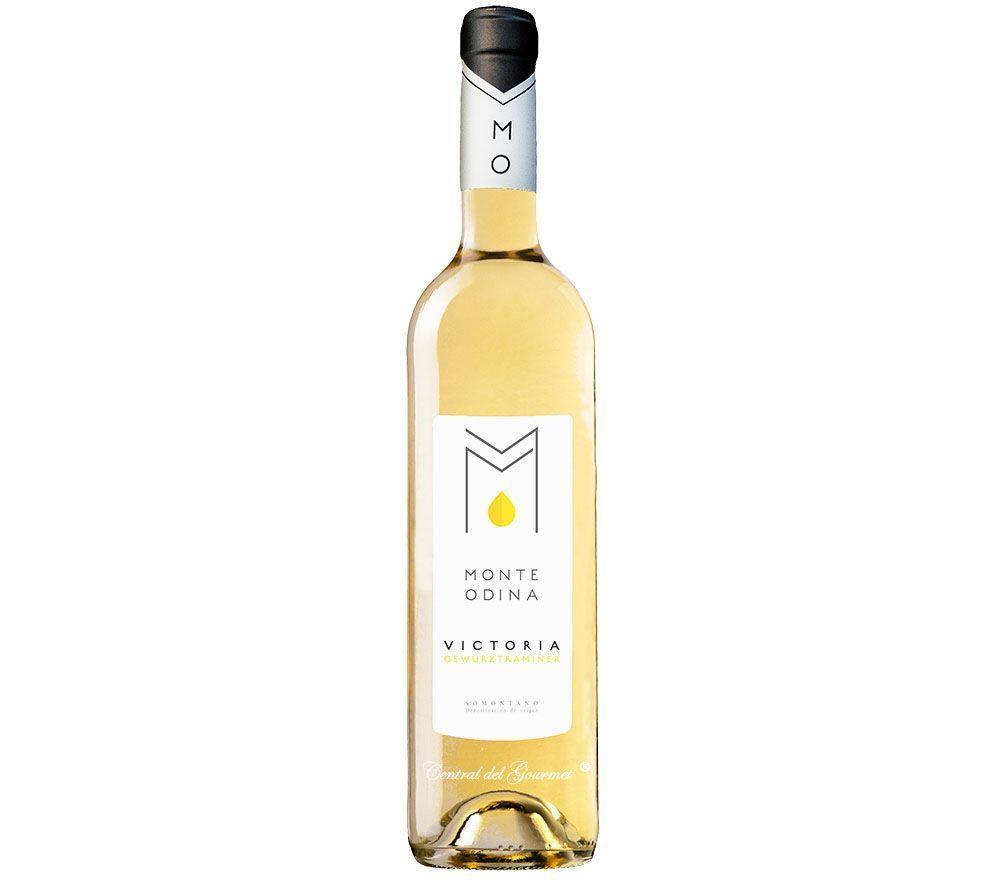 Vino Gewürztraminer 2017 Somontano Monte Odina