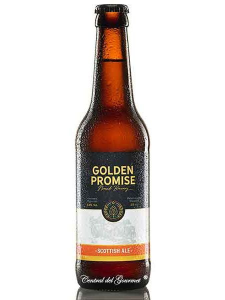 Cerveza artesana Scottish Ale Golden Promise
