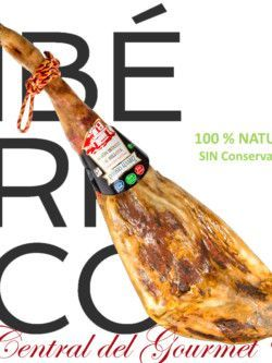 Acorn Iberic Ham gourmet valley of the pedroches