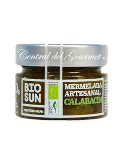 Mermelada casera de calabacin Gourmet ecologica BIOSUN
