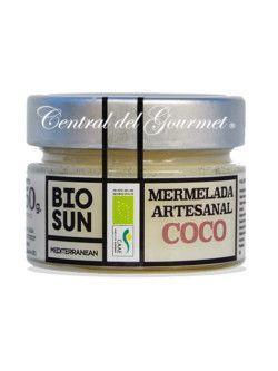 Mermelada casera de Coco Gourmet ecologica