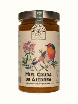 Miel de Ajedrea pura artesanal Jalea de Luz, tarro 950gr