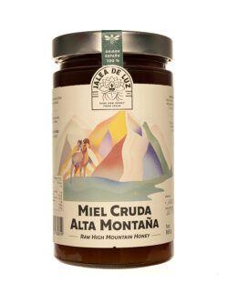 Miel de Aragon cruda Flora Serrana gourmet Jalea de Luz 950 gr