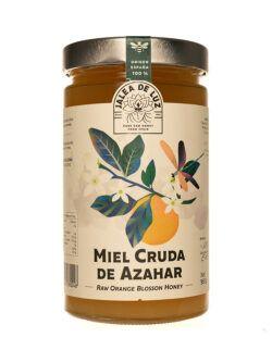Miel de Azahar pura artesanal Jalea de Luz, tarro 950gr