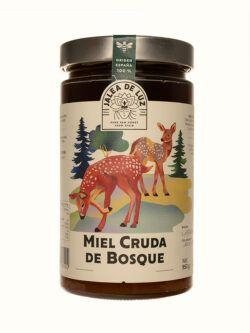 Miel Flora del Bosque cruda artesana gourmet Jalea de Luz 950 gr