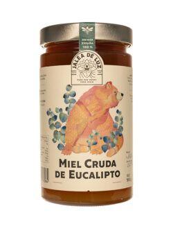 Miel de Eucalipto pura artesana Jalea de Luz, tarro 950gr
