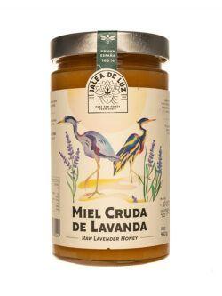 Miel de lavanda pura artesana Jalea de Luz, tarro 950gr