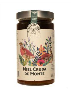Miel de Flora Montaña pura artesana Jalea de Luz, tarro 950gr