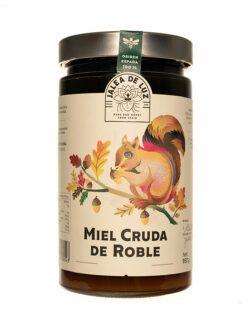 Miel pura de Roble artesana gourmet Jalea de Luz 950 gr