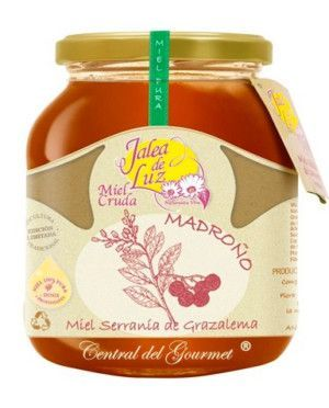 Miel pura de Madroño artesana gourmet