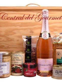 Regalo Gourmet pack maridaje Mix 1