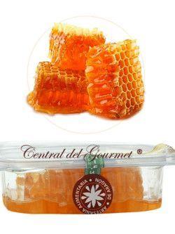 Panal de miel pura Bresca artesanal Jalea de Luz 200
