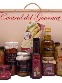Gift Gourmet of the earth