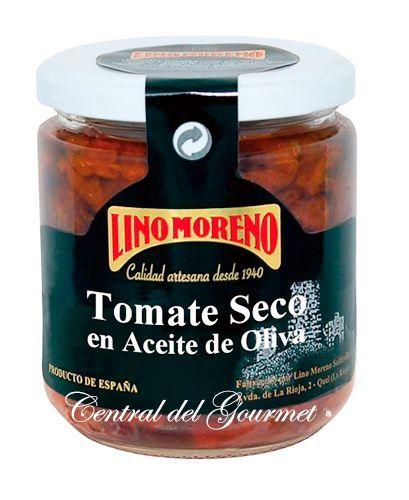 Tomate seco gourmet en aceite de Oliva Lino Moreno