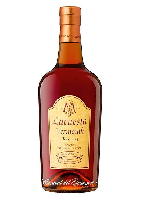VermouthGourmet LacuestaReserva