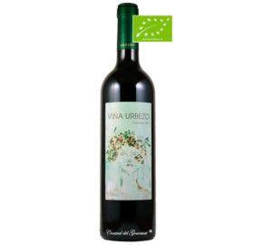 Vino Ecológico Gourmet Viña Urbezo 2016