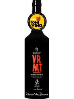 VRMT Vermut Ecologico gourmet Bodegas Robles