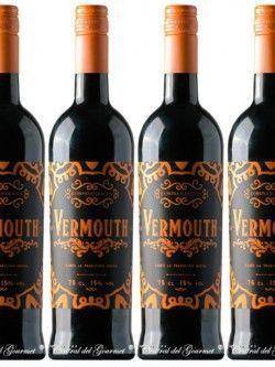 Vermouth Gourmet tinto Corona de Aragón Caja