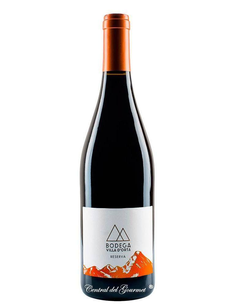 Vino Ecológico Tinto Gourmet Reserva 2014 Villa D'Orta