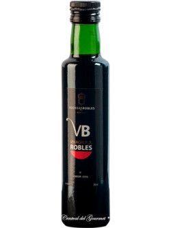 Vinagre ecologico de Pedro Ximénez VB