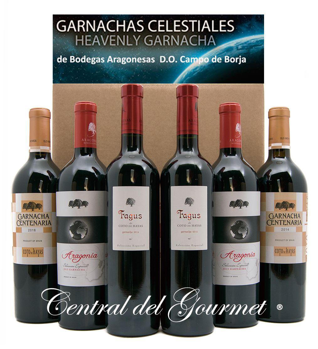 seleccion vinos gourmet