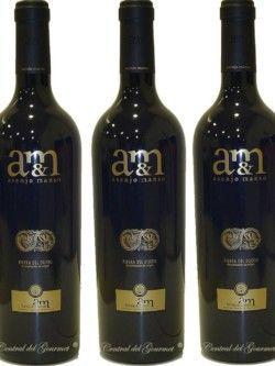 A&M Asenjo & Manso Reserva 2009 , D.O. Ribera del Duero botella 3 botellas de 75cl