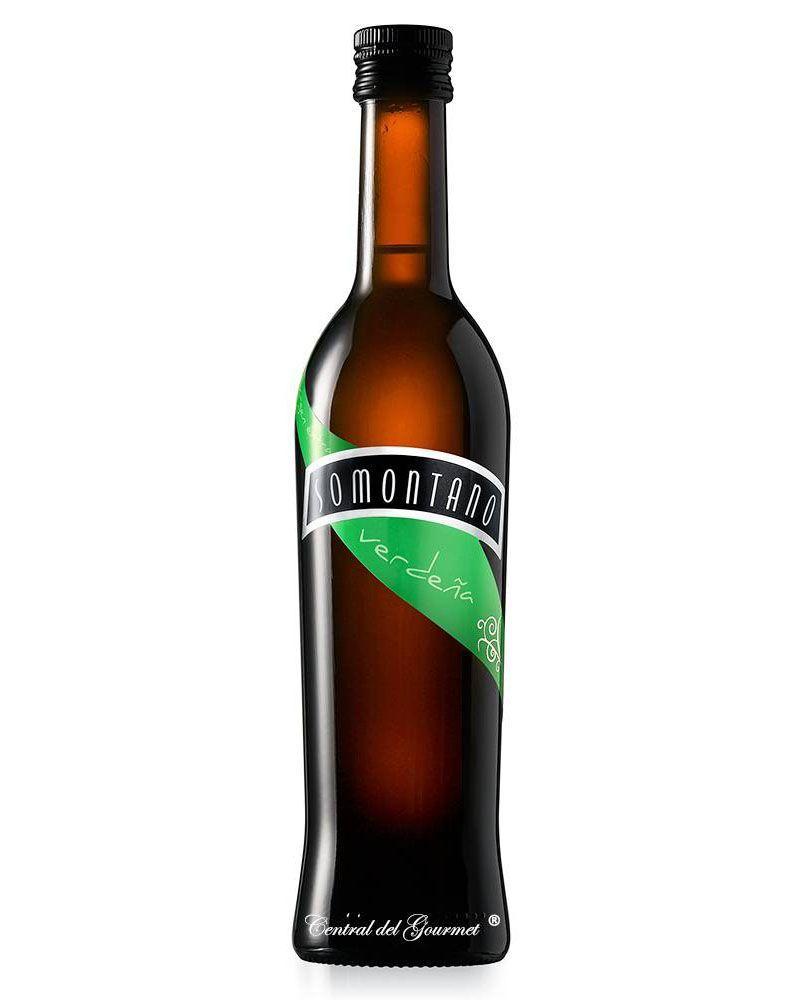 Aceite Somontano Oliva Virgen Extra Verdeña, botella 500 ml