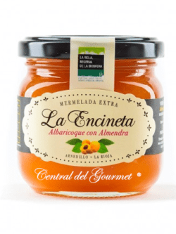 Mermelada de albaricoque con almendra La Encineta