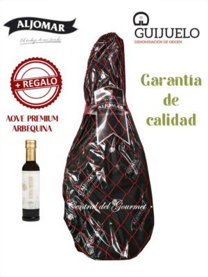 Aljomar Paleta iberica de Bellota 100% Raza