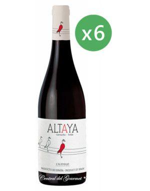Altaya 2017 Garnacha vino joven de Viñas Viejas caja